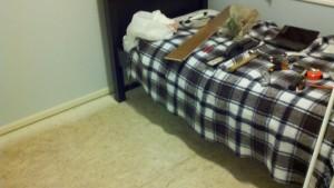 DIY Laminate Flooring