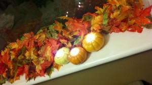Mini Votive Candle Pumpkins