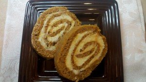 Christmas Gift Idea – Pumpkin Roll